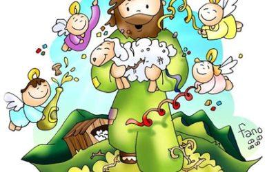 VIVIR A FONDO   CICLO B –  IV Domingo de Pascua