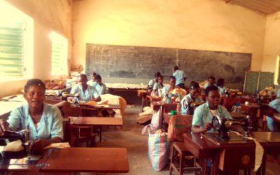 Formar para un trabajo digno en Kara, Togo