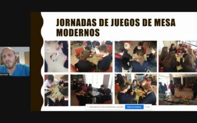 Gran interés por conocer experiencias de educadores que utilizan juegos en sus espacios educativos y colaborar en la promoción de su uso