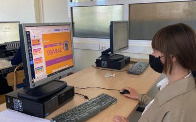 El Proyecto de Aprendizaje-Servicio en Salesianos La Almunia ofrece 'TICs para todos'