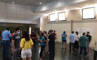Una jornada «mágica» de reencuentro presencial en la Federación de Centros Juveniles Don Bosco de Cataluña