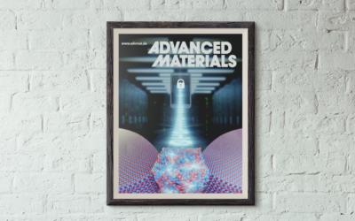 Un profesor de la EUSS portada de la revista Advanced Materials gracias al desarrollo de un sistema de encriptación avanzado con materiales bidimensionales