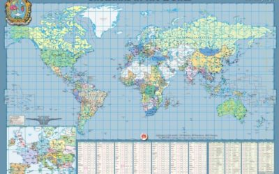 Presentado el mapa salesiano 2021