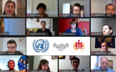Las voces salesianas resuenan una vez más en las Naciones Unidas