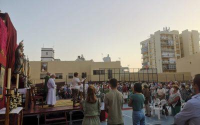 La Asociación de María Auxiliadora de Rota clausura con un triduo los actos por el cincuentenario