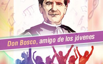 Levántate y resplandece, una nueva canción dedicada a Don Bosco