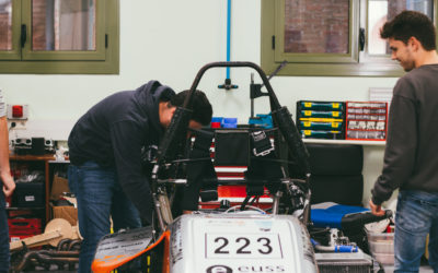 Las ingenierías de Automoción y de Energías Renovables y Eficiencia Energética, las más demandadas en la EUSS
