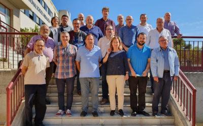 Sanlúcar la Mayor acoge un nuevo encuentro de directores de obras gestionadas por seglares de la Inspectoría Salesiana María Auxiliadora