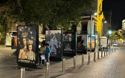 El centro de Sevilla acoge la exposición sobre la Historia y Devoción de Archicofradía de María Auxiliadora