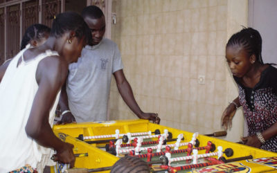 Bamako: el patio como alternativa